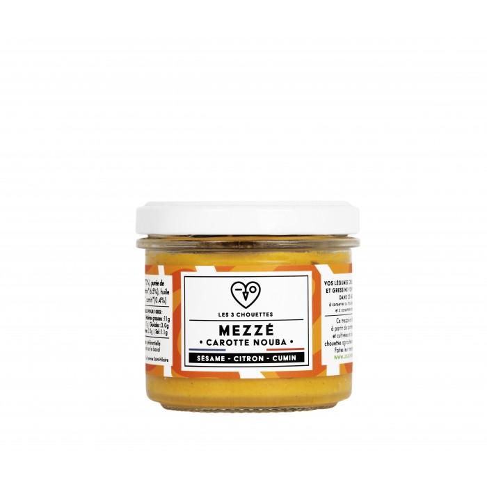 Mezze Carotte Nouba - Les 3 Chouettes